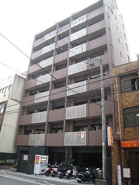 SHICATA SIX BLDG 9階の賃貸【京都府 / 京都市下京区】