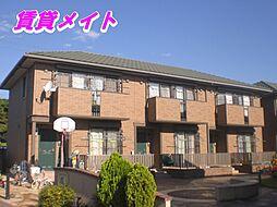 [テラスハウス] 三重県四日市市松寺2丁目 の賃貸【/】の外観
