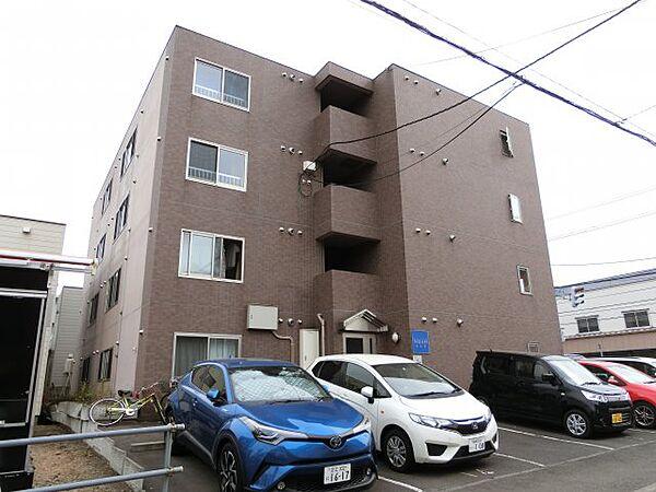ステージノア東札幌 4階の賃貸【北海道 / 札幌市白石区】
