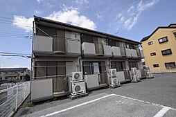 横川ハイツ[2階]の外観