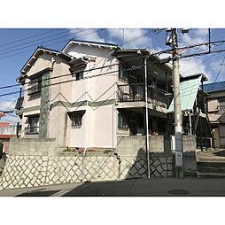 兵庫県神戸市北区鈴蘭台北町3丁目の賃貸アパートの外観