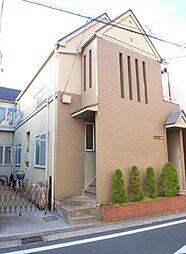 神奈川県横浜市磯子区岡村3の賃貸アパートの外観