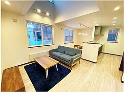 札幌市営東西線 二十四軒駅 徒歩5分 4LDKの居間