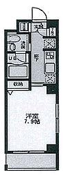 ヴァリエ原町田[0209号室]の間取り