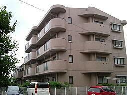 サンリバーK[1階]の外観