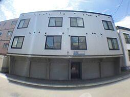 ウエストブルー[2階]の外観