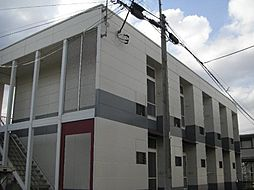 レオパレスアイランドII[2階]の外観