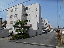 久保山コーポ[401号室]の外観