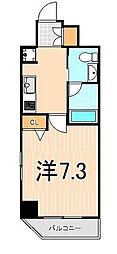 レオーネ三ノ輪[6階]の間取り