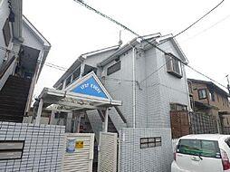 LEAFCOURT江戸川台A・B[A202号室]の外観