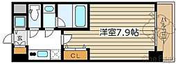 S-RESIDENCE福島Luxe[14階]の間取り