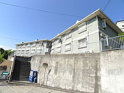第二稲荷山ハイツAB[A-2-B号室]の外観