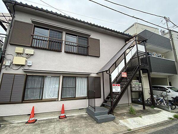 東京都板橋区清水町の賃貸アパート