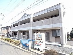 千葉県我孫子市南新木1の賃貸アパートの外観