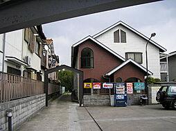 パティオプラスパII[1階]の外観