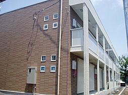 ラフィネ花水木B[2階]の外観