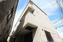 サランコット甲子園[1階]の外観