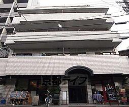 京都府京都市中京区押小路通東洞院東入瓦之町の賃貸マンションの外観