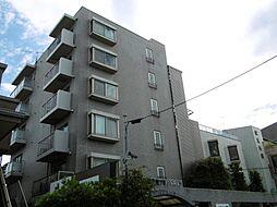 東京都西東京市東伏見3の賃貸マンションの外観