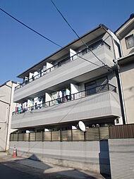 ライブ御陵[1階]の外観