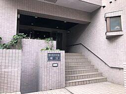 コートハイム横浜[201号室]の外観