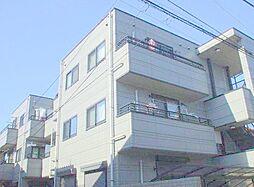 グレートラビ[2階]の外観