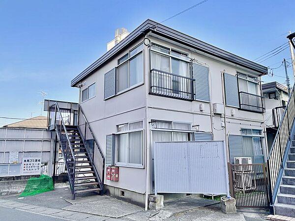 studio duex 2階の賃貸【神奈川県 / 秦野市】