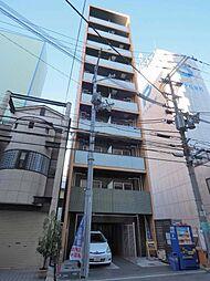 ハイムラポール松屋町[8階]の外観