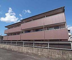 京都府京都市西京区桂上豆田町の賃貸マンションの外観