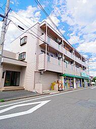 東京都東大和市中央1丁目の賃貸マンションの外観