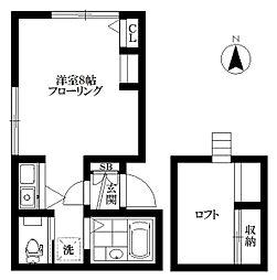 中野駅 8.2万円