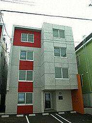 アイアール二十四軒[1階]の外観