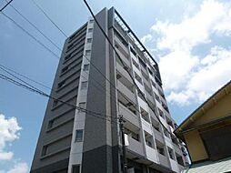 柏808タワー[206号室]の外観