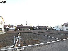 B号地 現地写真 国分寺市富士本1丁目