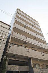 東京都中央区日本橋人形町1丁目の賃貸マンションの外観