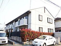 福岡県春日市下白水南7丁目の賃貸アパートの外観