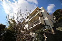 曽和山マンション[3階]の外観