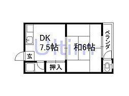 観月橋駅 3.0万円