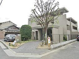 大阪府枚方市楠葉野田2丁目の賃貸マンションの外観