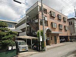大阪府茨木市新堂1丁目の賃貸マンションの外観