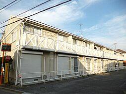 ディアコートD棟[1階]の外観