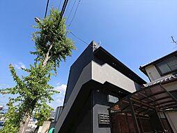 愛知県名古屋市南区豊3丁目の賃貸アパートの外観