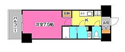 N-stage西所沢(エヌステージ西所沢)[8階]の間取り