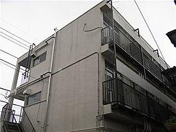 東京都調布市柴崎2丁目の賃貸マンションの外観