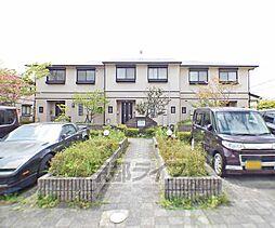京都府京都市左京区岩倉三笠町の賃貸アパートの外観