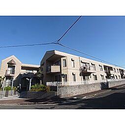 奈良県奈良市帝塚山南の賃貸マンションの外観