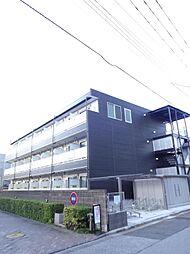 埼玉県川口市原町の賃貸マンションの外観