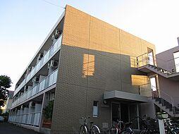 東京都国立市西2の賃貸マンションの外観