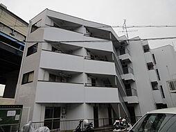 JPアパートメント藤井寺[4階]の外観