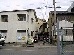 アクティー上賀茂C棟[201号室]の外観